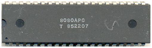 Tungsram 8080APC Processor